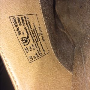 Ariat Shoes - Ariat Leather Mules